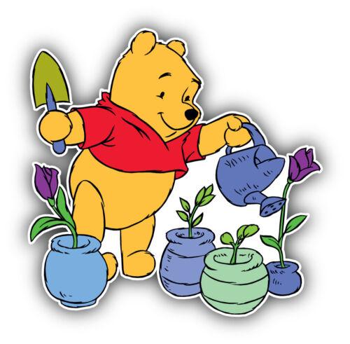 Winnie The Pooh Cartoon Sticker Bumper Decal /'/'SIZES/'/'
