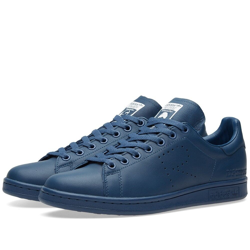 Raf Simons x Adidas Stan Smith Night Marine Blue