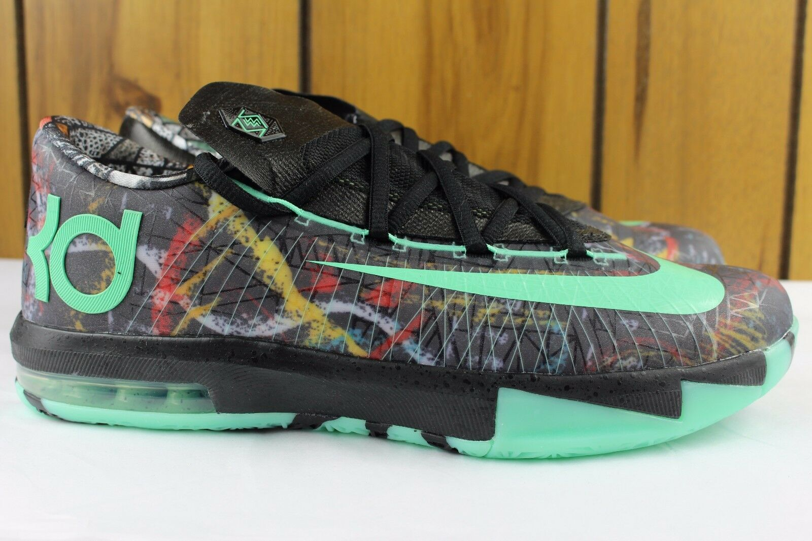 KD VI GS ALL STAR MAESTRO GUMBO 599477 900 SZ 4.0 Y SAME AS WOMAN 5.5 NEW RARE!