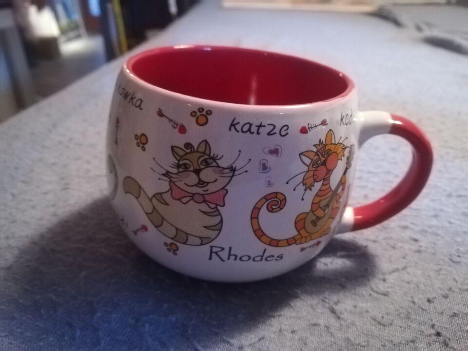 Porcelæn, Børne kopper