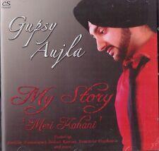GUPSY AUJLA - MY STORY 'MERI KAHANI' - BRAND NEW BHANGRA CD
