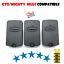 MIGHTY MULE FM135 BLACK CASE TRANSMITTER REMOTE 3 Pak GTO RB741 GATE OPENER