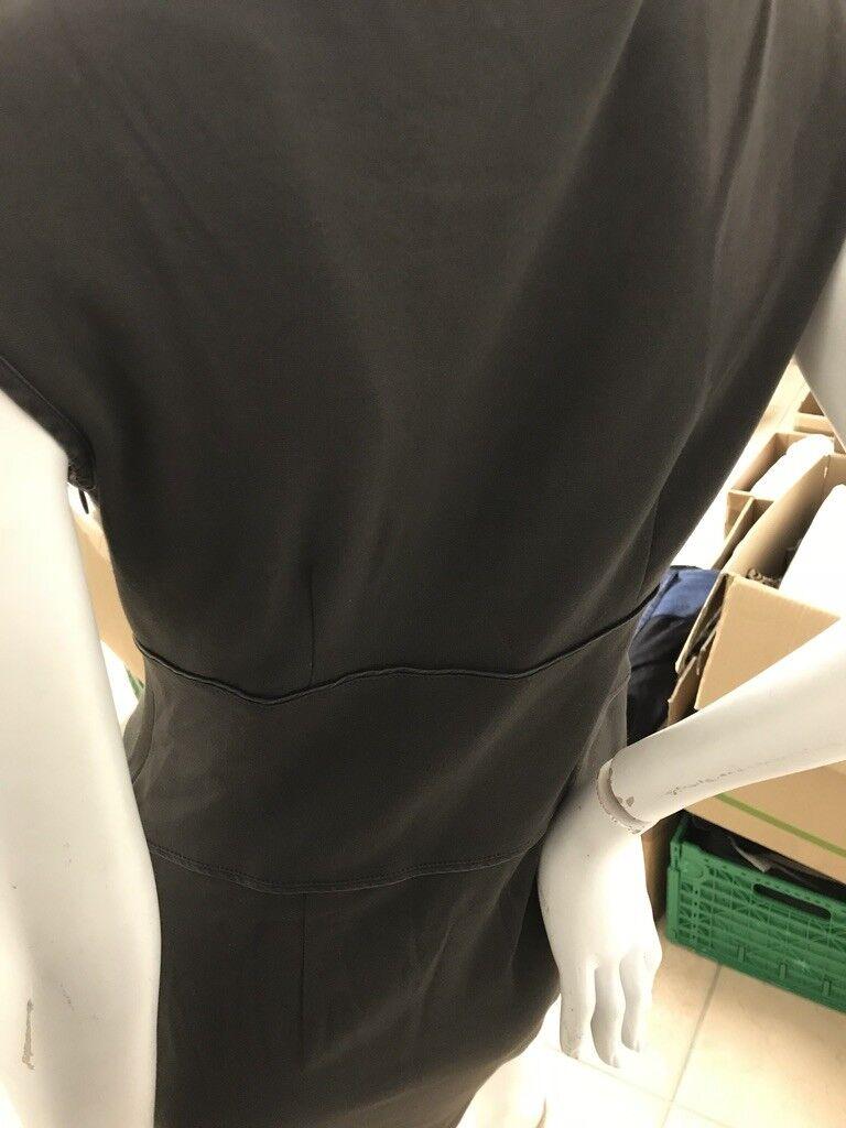 Elegantes Etuikleid Gr. 38 Orwell guter Zustand khaki khaki khaki Kleid Business Damen klass | Berühmter Laden  | Charmantes Design  d7a590