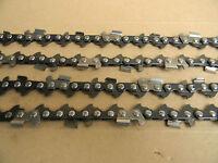 Mcculloch Chainsaw 610 650 Timber Bear 20 Chain 70 Dl 3/8 Semi Chisel Chain