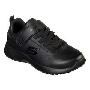 Skechers-Kids-Boys-BTS-Dyna-Childs-Shoes-Low-Top-Trainers-Lace-Up-Hook-and
