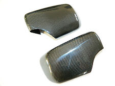BMW E46 Carbon Spiegelkappen Spiegel Kappen Mirror Cover