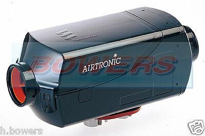 EBERSPACHER D2 AIRTRONIC 12V DIESEL NIGHT AIR HEATER UNIT AUTO & MARINE