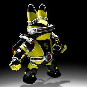 Labbiter-XK-5-Figure-by-Frank-Kozik-WASP-Edition-KidRobot-Exclusive-UNOPENED-NEW