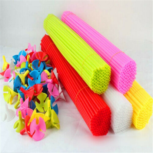 50X Balloons Holder Sticks with Cups Party Decoration Supplies Accessories SP