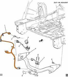 saturn vue engine wiring harness trailer towing wire harness saturn vue 08 09 10 gm new 25860154 i3  trailer towing wire harness saturn vue