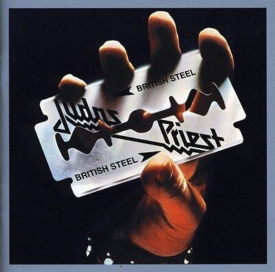 British Steel - Judas Priest (2001, CD NUOVO)
