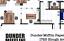 The-Office-Dunder-Mifflin-Scranton-Floor-Plan-Art-Gift-Schrute-Jim-Scott-Poster thumbnail 2
