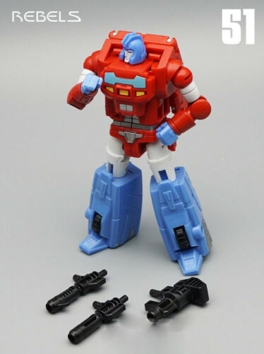 Transformation Mech Fans TOYS  MFT MF-51 Rebels Orion Pax,In stock!