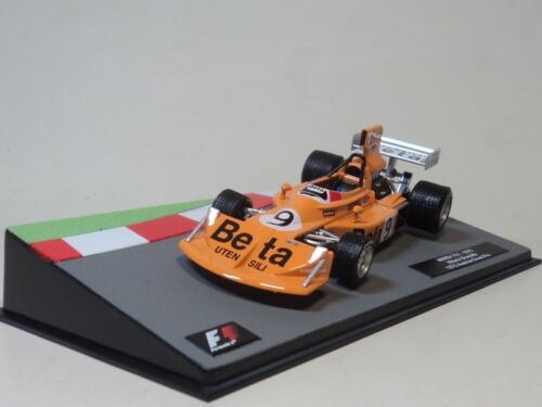 ixo 1:43 F1 Racing car MARCH 751 Vittorio Brambilla 1975 Austrian Grand Prix