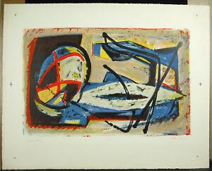 J-Caljgreen-58-Kunstblatt-ori-Komposition-Probe-von-artiset-art-modern-Abstrakt