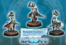 Infinity BNIB Nomads - Reverend Custodiers (Hacker, Combi Rifle + Marker) 280547
