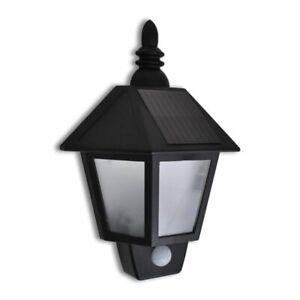 vidaXL-Solar-Wall-Lamp-with-Motion-Sensor-Outdoor-Garden-Lighting-Fixture