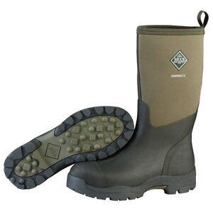 Ii Musgo Boots Uso Campo Para Todo Botas Agua Muck De Derwent PukXZi