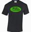 "FUNNY /""FANGO AMANTE/"" LANDROVER Stile T-shirt 4X4//Off STRADA//Verde laners"