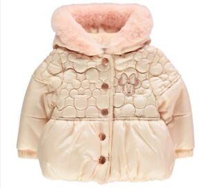 Brand New Baby Girl/'s//Boy/'s Disney Minnie//Mickey Mouse Waterproof Coats