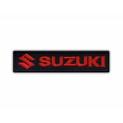 Suzuki Patch Brodé Badge