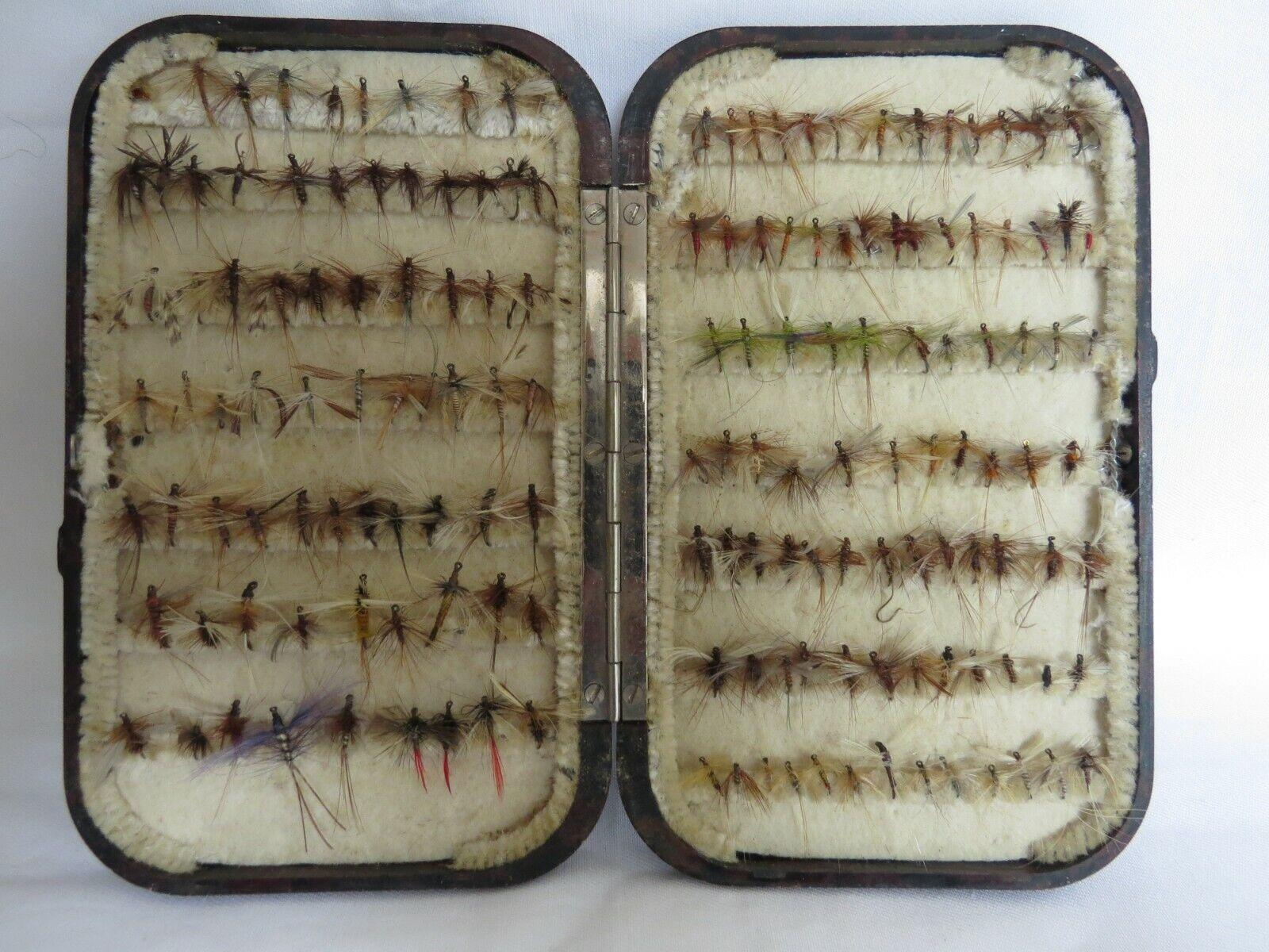 Hardy NERODA Pesca a Mosca Scatola mosche farcito con
