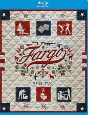 FARGO Season 2: Year Two [Blu-Ray] 3-Disc Set - VG+ with Free Shipping