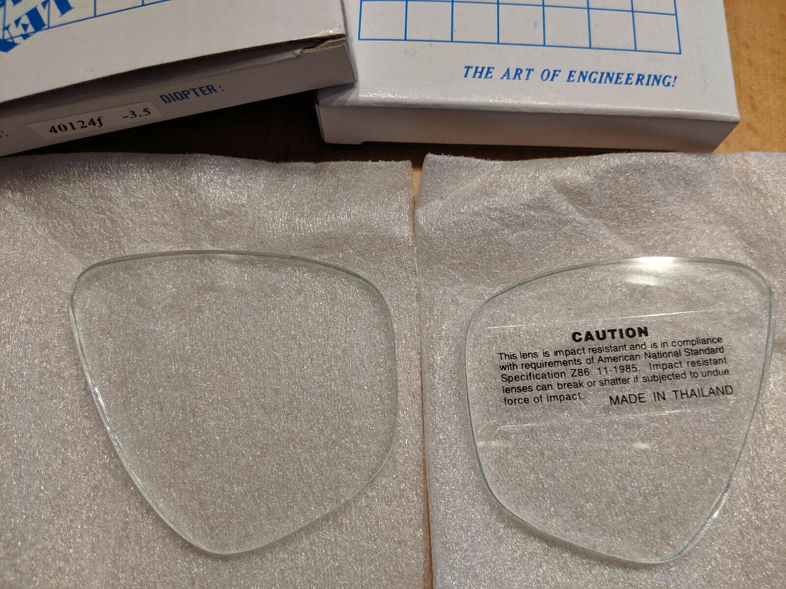 2 Optische Linsen für SCOUT Maske   Tauchmaske NEU   Set   VK im Shop  90 Euro