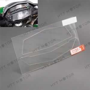 Cluster Scratch Protection Film / Shield for Kawasaki Z1000 2016