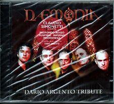 DARIO ARGENTO TRIBUTE DAEMONIA CLAUDIO SIMONETTI DAEMONIA CD SEALED