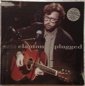 ERIC-CLAPTON-Mint-1992-12-034-Original-LP-Unplugged-Germany-9362-45024-1