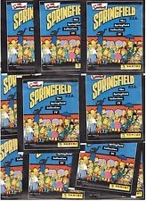 The Simpsons /The springfield Collection IV (4) /25 Tüten / OVP / Panini
