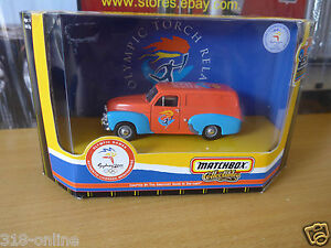 Matchbox-1956-Holden-Fj-Ute-panel-van-Sydney-2000-Olympic-torch-relay-model
