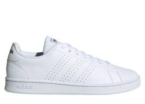 Adidas-ADVANTAGE-BASE-EE7691-Bianco-Scarpe-da-Ginnastica-Sneakers-Uomo-Sportive