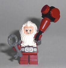 LEGO Hobbit - Balin (79018) - Figur Minifig Dwarf Zwerg Herr der Ringe 79018