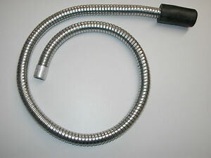 Details About Boiler Soot Cleaning Flexible Vacuum Cleaner Snake Hose 48 Free Shipping
