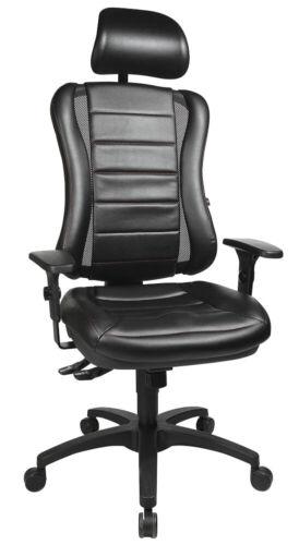 schwarz Kopfstütze Topstar Head Point RS Bürostuhl