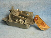 1952 Ford Passenger Trunk Lock Assembly
