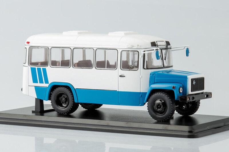 KAVZ  3976 USSR suburban bus  1:43 Start Scale Models SSM4017