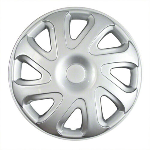 14 Inch Chrome 8 Directional Spoke Aftermarket Wheel Covers New Set Of 4