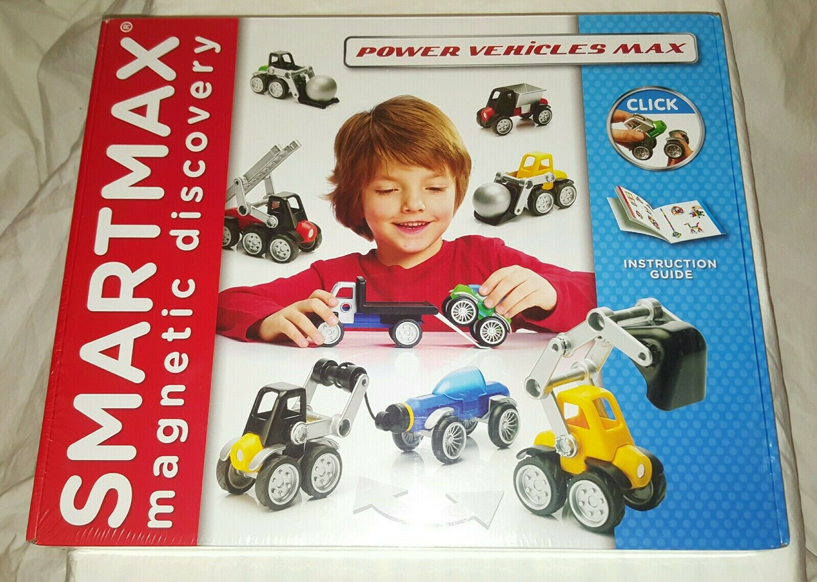 New Smartmax Power Vehicles Mix by SmartMax