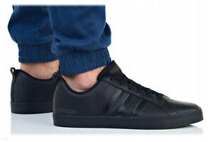 Details about Adidas Men Shoes Fashion Sneakers VS Pace Man 3 Stripes Casual Black B44869 New