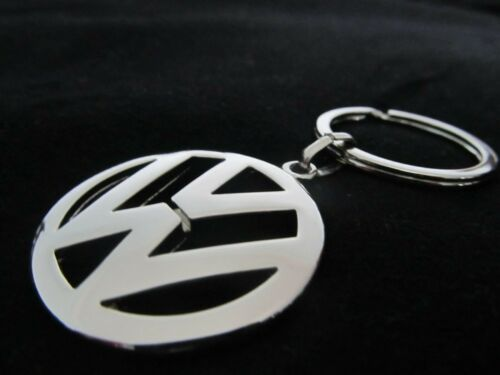 Volkswagen Keyring NEW UK Seller Boxed or UnBoxed Round VW