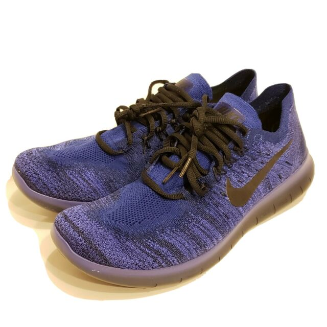 Audaz Sinis Velas  Nike RN Flyknit 2017 Deep Royal Blue Men Running Shoes Trainers 880843-406  10 for sale online   eBay