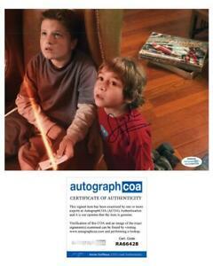 Josh Hutcherson Autographed Signed 8x10 Photo Young Child Actor ACOA