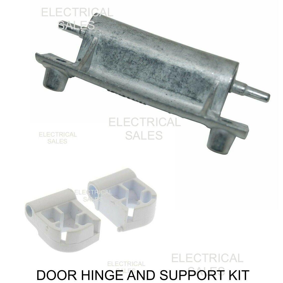 Hotpoint Door Hinge Bearings Guides Leaf 2Pk C00118056