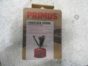 Primus Firestick Stainless Steel Stove 32278