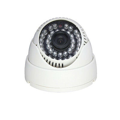 WM 2MP 1080P HD POE IP Camera dome indoor security network onvif 4IR ABS P2P
