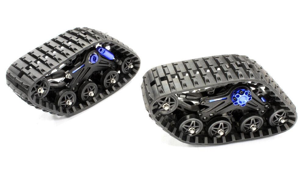 T3 Snowmobile & Semobile Kit  for 1 10 T-Maxx 4907, 4908, etc., req. T4123  risposta prima volta