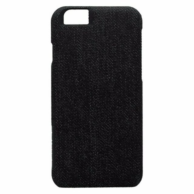 new arrival d7c32 dd17d Trident Tavik Workwear Black Denim iPhone 6 6s Case